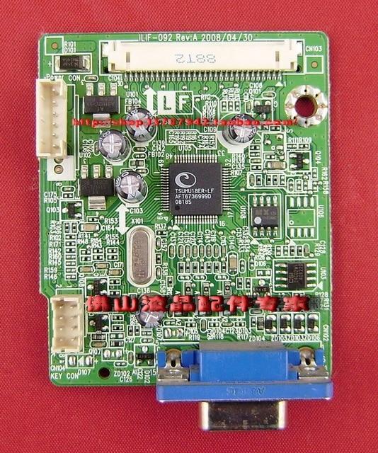 Free shipping W2234SI driver board W2234S driver board ILIF-092 491441300100R