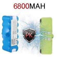 Высокое качество 14,4 В 6800 мАч батарея ёмкость Ni-MH батарея для iRobot Пылесосы Автомобиля 500 600 700 800 серии