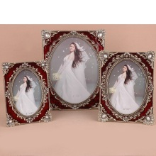 European style creative wedding photo frame studio combination table decoration pearl