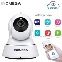 INQMEGA 720P Cloud Storage IP Camera WiFi Cam Home Security Surveillance CCTV Network Camera Night Vision
