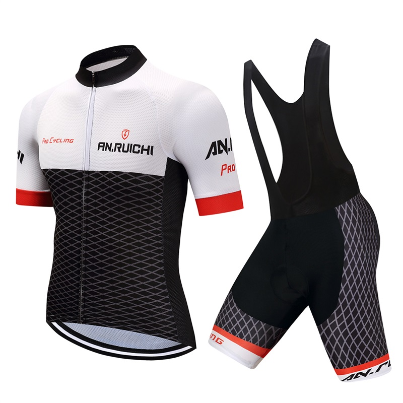 cycling jersey 2018 pro team Cycling clothing Jersey breathing summer short-sleeved suit men's mtb bike clothing wear polyester paladinsport men s skull patterned short sleeved dacron cycling jersey white red xl page 7