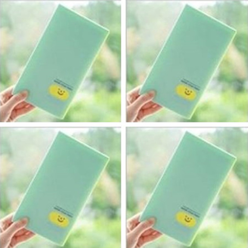 120 Pockets Photo Album for BTS EXO GOT7 Lomo Card Photocard Name Card ID Card Holder