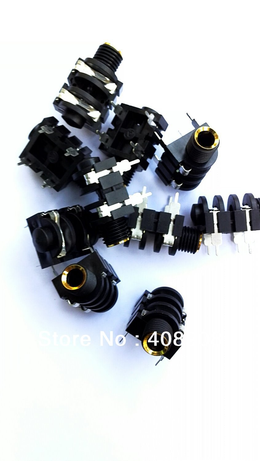 Wiring 1 4 Audio Jack Diagram Annavernon Com Gold Popular Mono Buy Cheap Lots 10pcs 6 35mm Headphone
