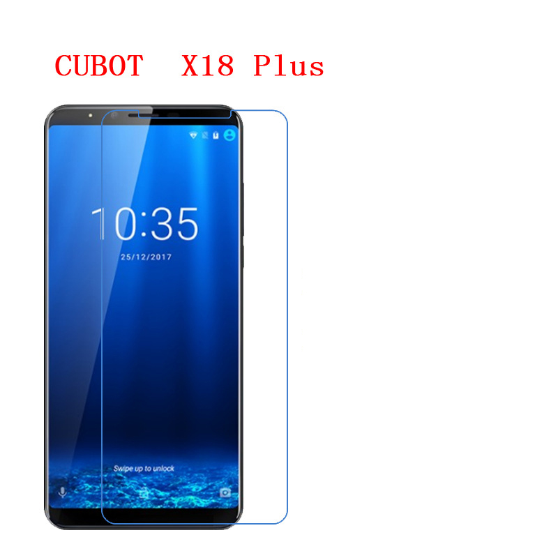 대 한 CUBOT X18 Plus Carbon Fiber 9 H 플렉시 Screen Protector image