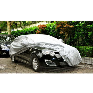 Image 5 - Full Car Cover Indoor Outdoor Sunscreen Heat UV Snow Sun Protection Dustproof Anti UV Scratch Resistant Sedan Universal Suit