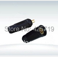 Free Shipping 2 Pairs Of American Style Cable Joint 50 70 Cable Connectors Socket And Plug