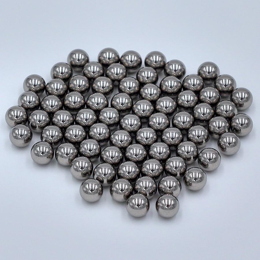 "316 Stainless Steel Bearing Balls Grade 100 4.5mm // 0.1772/"" G100 250 PCS"