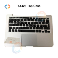 """New A1425 Top Case For MacBook Pro 13.3"""" 2012 Year A1425 Top Case Palmrest Top Case with UK Keyboard+Trackpad+Battery"""