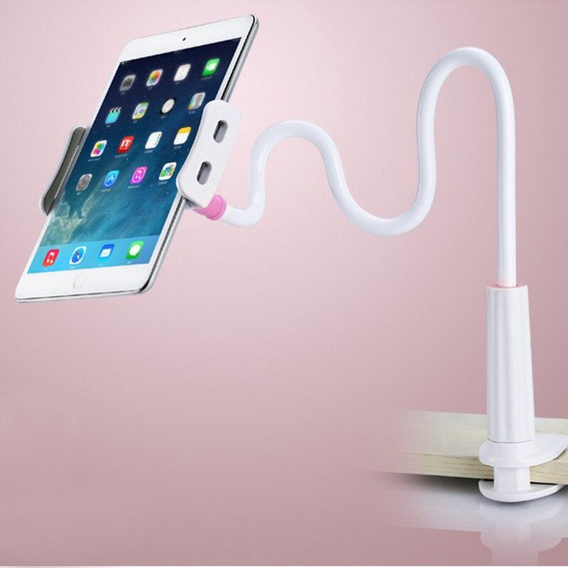 1 Pcs Hot 360 Rotatie Tablet Pc Stand Ondersteuning Bed Tafel Sofa Luie Tablet Mount Voor Tablet Ipad Mini Houder 80 Cm Sterke Weerstand Tegen Hitte En Hard Dragen