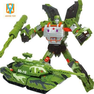 Figuras de Ação e Toy robô deformação aviões avião transformação Marca : Lamkofor