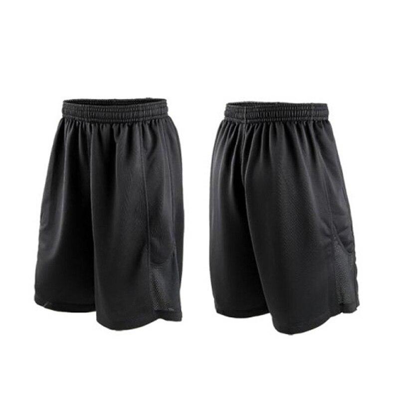 Black Basketball Shorts Quick Dry Breathable Training Basket-ball Jersey Sport Running Shorts Men Sportswear