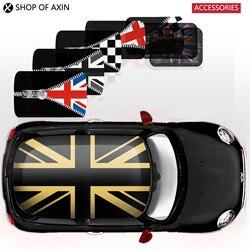 Креативные наклейки на крышу с полным покрытием для MINI Cooper clubman countryman hardtop R50 R53 R55 R56 R60 F55 F56