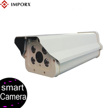 IMPORX 1080P Waterproof IP66 Car Plate Number License Recognition 2.0MP ANPR AHD LPR camera For Entrance/Packinglot