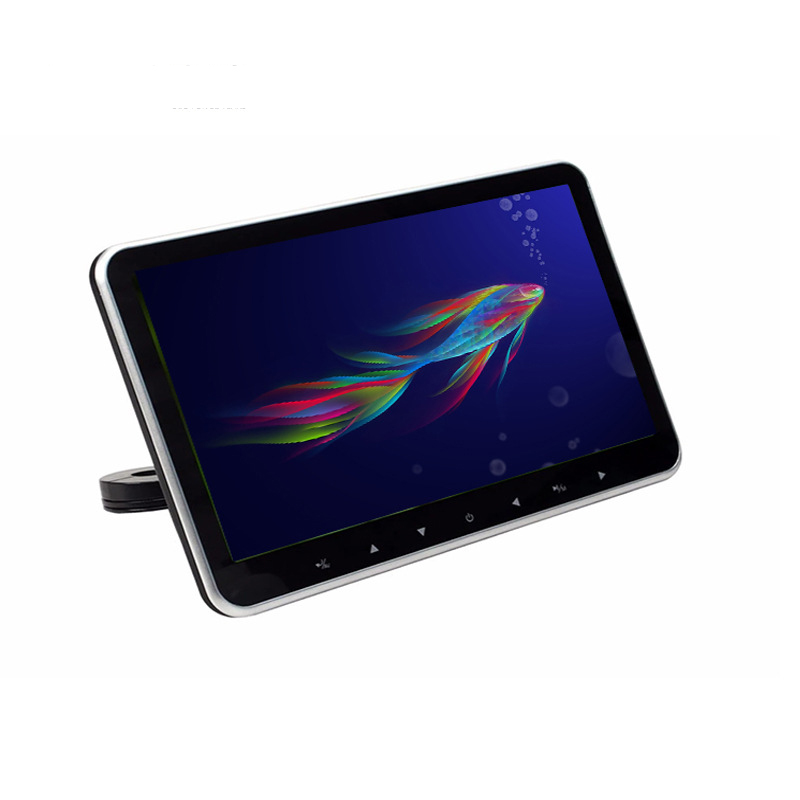 support multi language 10.1 inch HD screen plug-in MP5 Car monitor headrest display monitors USB SD HDMI FM AM video players pipo x12 mini pc intel cherry trail z8350 4gb 64gb smart tv box awindows 10 os 10 8 inch 1920 1280p with stylus pen vga port