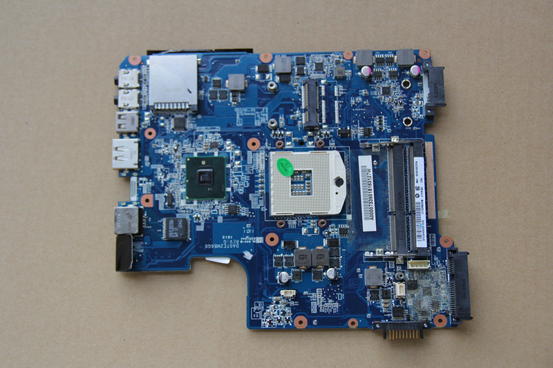 A000073390 For Toshiba L600 L645 Laptop motherboard DA0TE2MB6G0 HM55 DDR3 fully tested work perfect 10203 1 for lenovo b560 laptop motherboard la56 mb 48 4jw06 011 hm55 ddr3 fully tested work perfect