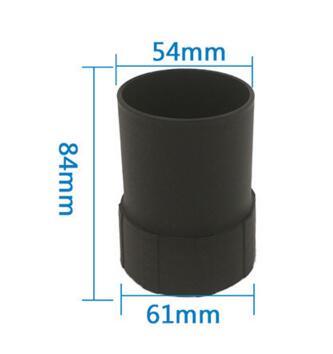 Vacuum cleaner parts 50mm inner diameter  EVA bellow pipe hose connector 54mm/61mm diy stretching mesh inner diameter 50 50cm patent product