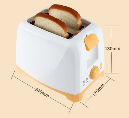 last toaster, slice clumpy-looking Breville, was