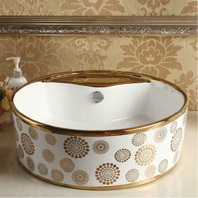Cucina bagno lavabo in ceramica contatore bacino bacino artistico ...