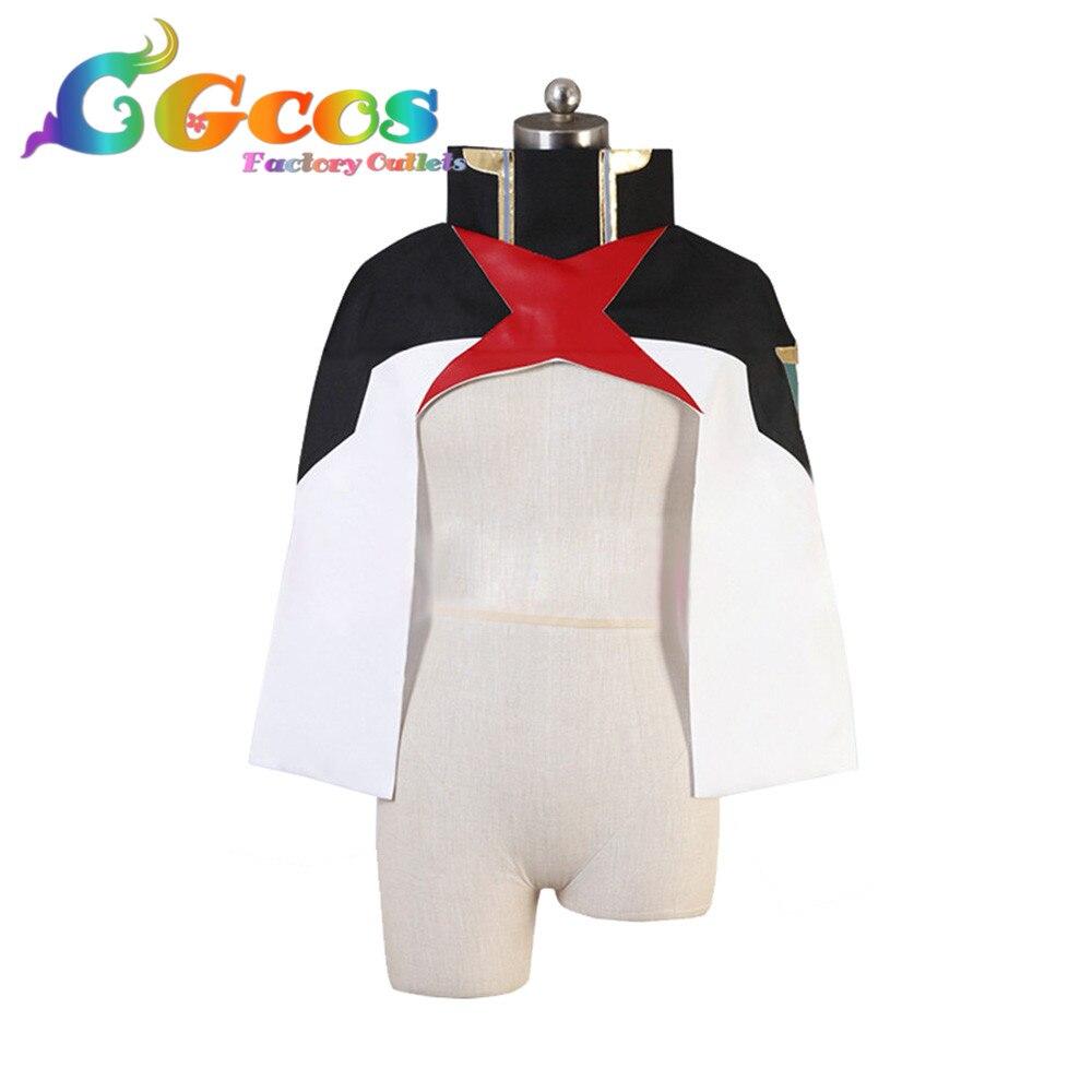 Здесь продается  CGCOS Coplay Clothes Cosplay Costume Darling In The Franxx Ichigo Miku Kokoro Ikuno Hiro Goro Zorome Futoshi Mitsuru Cloak Hat  Одежда и аксессуары