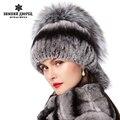 Mulheres inverno rex rabbit fur hat, chapéu senhora chapéu de pele, chapéu de pele de inverno, 2016 nova moda de boa qualidade mulheres chapéu do inverno