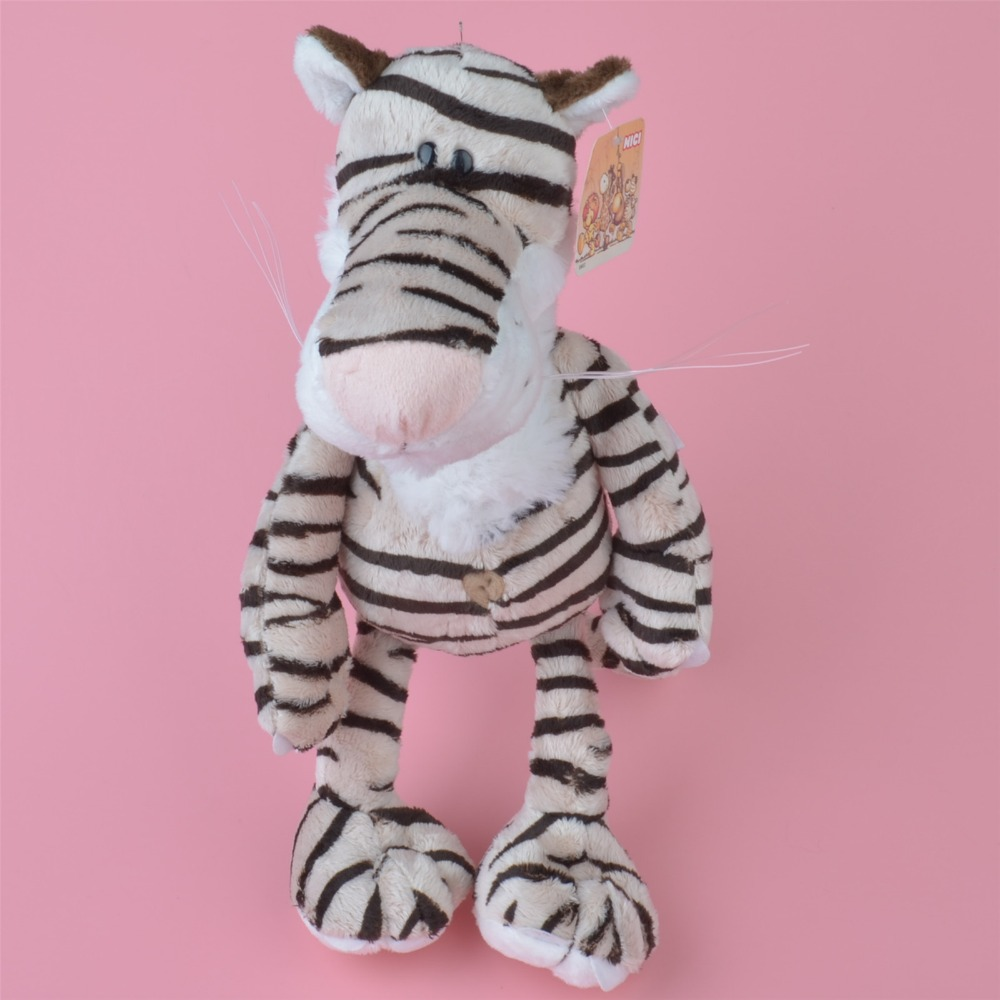 25-45cm NICI Jungle Book Tiger Plush Toy, Childrens Day gift Baby Gift, Kids Toy Wholesale with Free Shipping