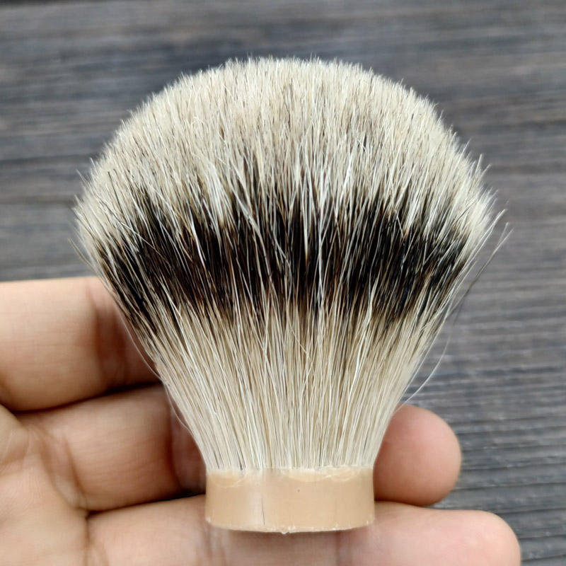 DS 21mm/22mm/24mm/26mm Super Badger Hair Knots For Handmade Shaving Brush