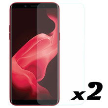 2psc 9H HD Tempered Glass Screen Protector Ultra Slim Explosion-proof Protective Films For Oppo A73 A73T / F5 R11S
