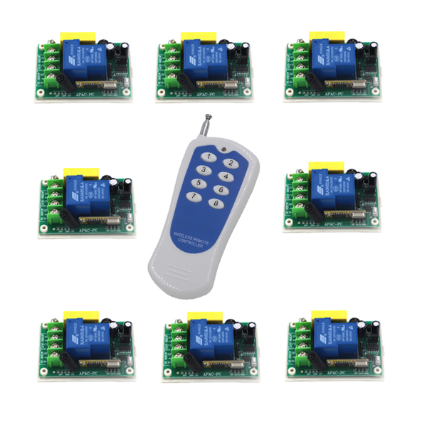 Free Shipping New product AC220V 30A 1CH RF Wireless Remote Control Switch system 220V relays remote control SKU: 5510Free Shipping New product AC220V 30A 1CH RF Wireless Remote Control Switch system 220V relays remote control SKU: 5510