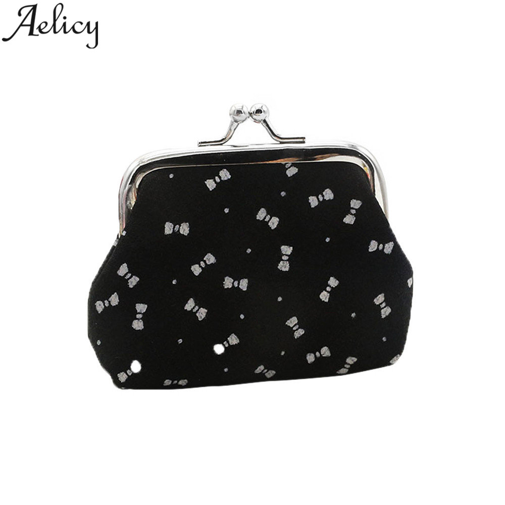 Aelicy 2018 New Coin Purses Wallet Ladies Small Wallet Card Holder Coin Purse Change Fashion Cute Small Bag for Women Carteira coin purses women purse for coins children s wallet kids wallets cats fashion small bag gato monederos mujer monedas carteira