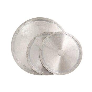 CNBTR 1PCS 450*25*1.2mm Diamond Circular Saw Blade Cutting Disc Tools for Cutting Jade Emerald Gemstone Crystal Agate Slice