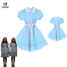 ROLECOS Children Halloween Costume The Shining Twins Cosplay