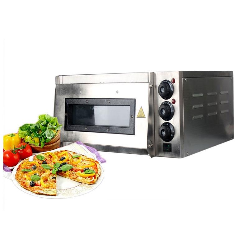 ITOP four à Pizza électrique gâteau rôti poulet Pizza cuisinière en acier inoxydable cuisine commerciale cuisson Machine four rôti Stock