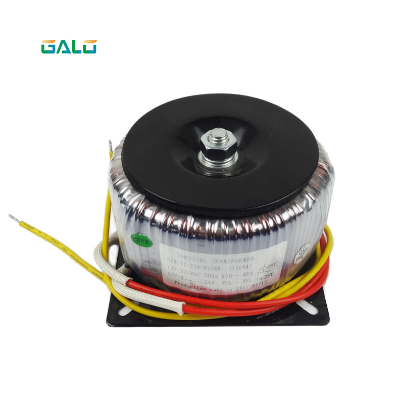 AC110V / 220V motor used in the swing gate opener door machine the ivory white european super suction wall mounted gate unique smoke door