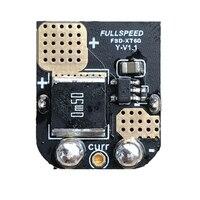 JMT-Medidor de corriente de velocidad completa, Sensor de corriente FSD XT60, máximo de 2-6S, 120A, para Dron teledirigido, FPV, piezas de accesorios, F24925