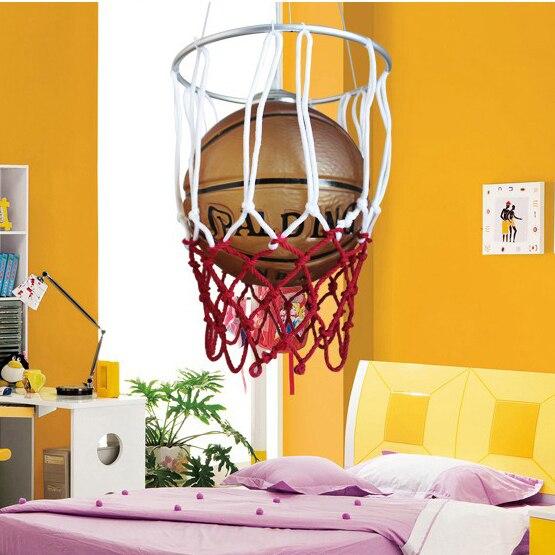 Мультфильм детская комната огни мужчины и девочек спальня огни Творческий Люстры Eye Care Детская комната освещение синий шар