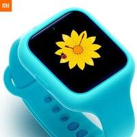 Xiao mi часы с gps трекером телефонные звонки спортивные трекер мобильные часы для детей mi детские часы