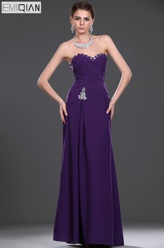 Formal Mother's Dress Wedding Party Dress Gorgeous A Line Sleeveless Floor Length Mother of the Bride Dress