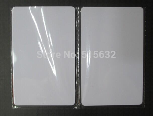 10 blank RFID 125KHz Writable Rewrite T5577 card Proximity Access card Keyfob Card