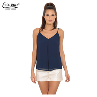New Women Tops 2015 Casual And Sexy Women Clothing Solid Women Summer Camis