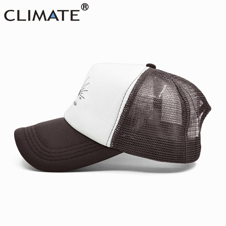 المناخ كاليفورنيا قبعات سائق الشاحنة الدب كاليفورنيا جمهورية العلم قبعات الرجال النساء الهيب هوب مضحك قبعة قبعة بيسبول كول الصيف كاب رياضي شبكة