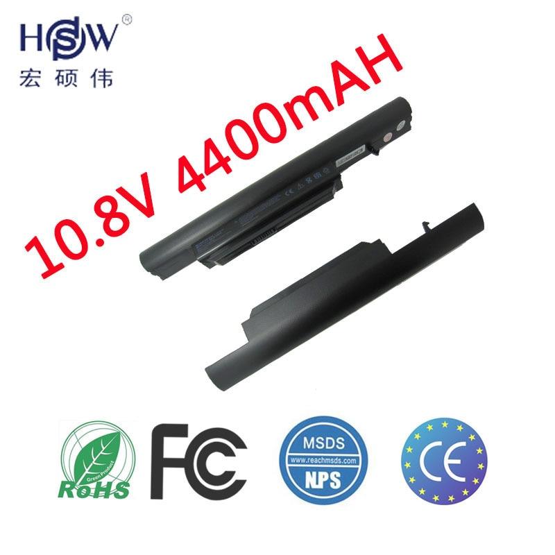 HSW Laptop Battery For MSI SQU-1003 SQU-1002 916T2134F CQB913 CQB912 3UR18650-2-T0681 SQU-1008 HAIER T520 HAIER R410 HAIER R410U