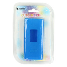 High Quality Joyetech Cuboid Battery Mod Soft Silicone Rubber Skin Case Cover Electronic Cigarette Mod Protection 5 Colors