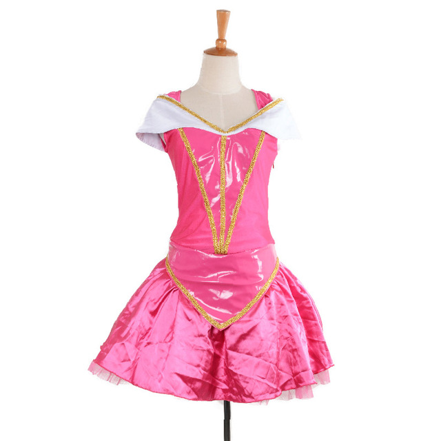 Sexy princess aurora costume