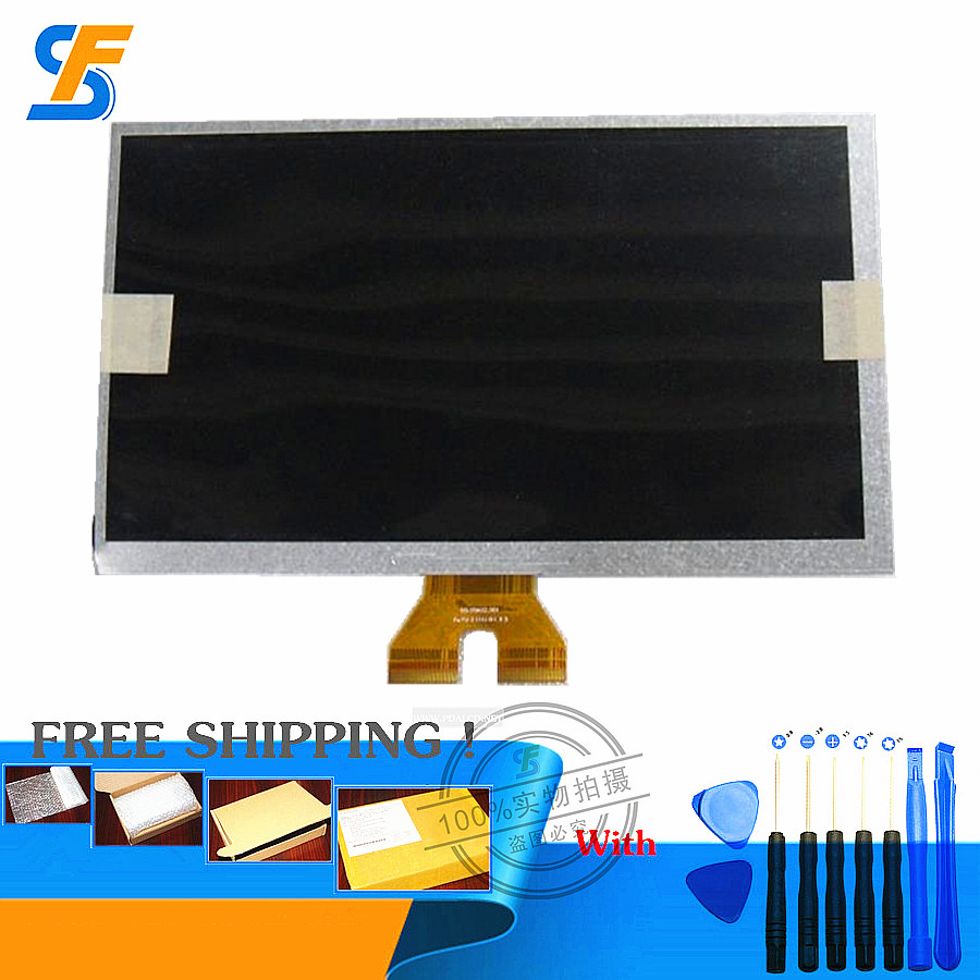 Original New 9.0 inch LCD screen for A090VW01 V0 V.0 Tablet PC GPS LCD display screen panel Repair replacement free shipping original new 8 4 inch tft lcd screen for auo a080sn01 v0 v 0 gps lcd display screen panel repair replacement free shipping