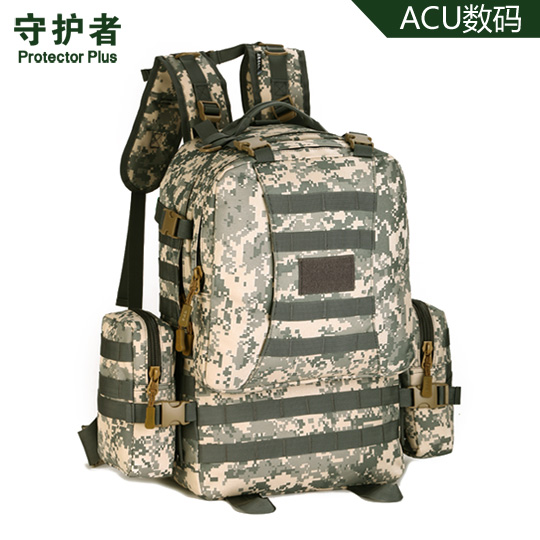 Multifunction Outdoor Climbing Hiking Military Tactical Rucksacks Sport Camping Hiking Trekking Backpack Hot Sale