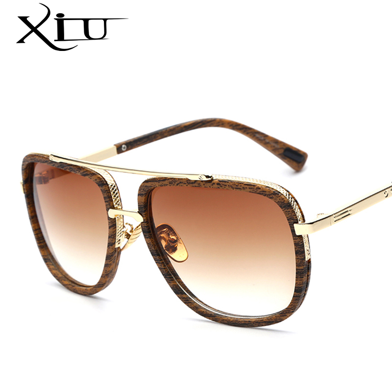 Brand Designer Sunglasses Men Women Retro Vintage Sun ...