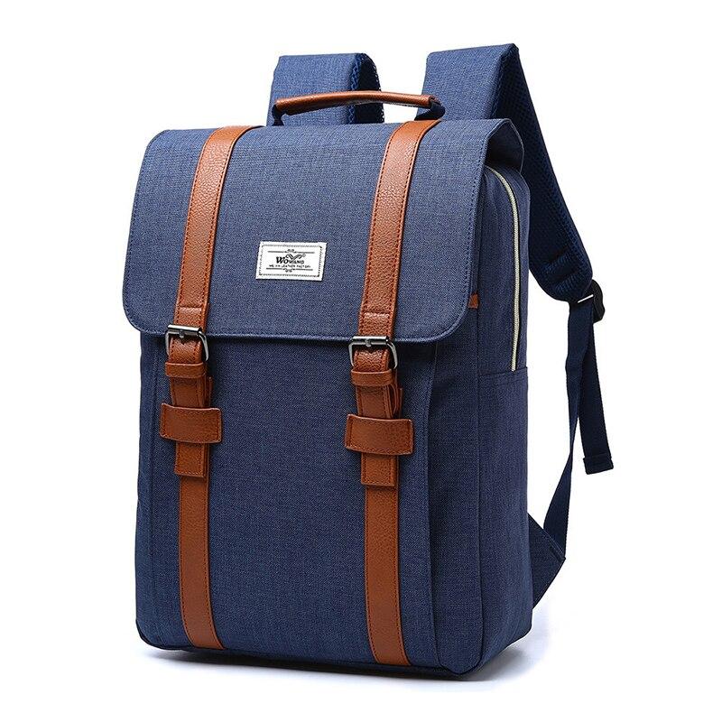 7b1d0dd11277 ZHIERNA мужская сумка женский рюкзак большой емкости нейлоновая упаковка  Колледж Школьная Студенческая сумка дорожная мужская сумка