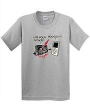 """Super funny """"I Am Your Father… NOOOO!!"""" t-shirt"""