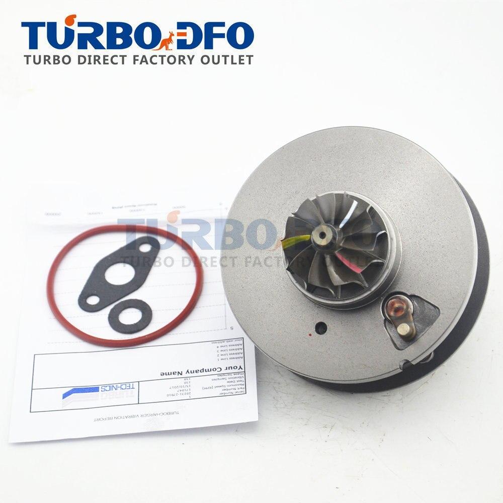 28231-27810 Turbine kits cartridge for Hyundai Santa Fe 2.2 CRDI 2006- D4EB 155 HP chra turbo core assy 49135-07310 49135-07311 td025 28231 27000 49173 02401 turbo turbocharger for hyundai elantra trajet tucson santa fe for kia carens ii d4ea 2 0l crdi 00