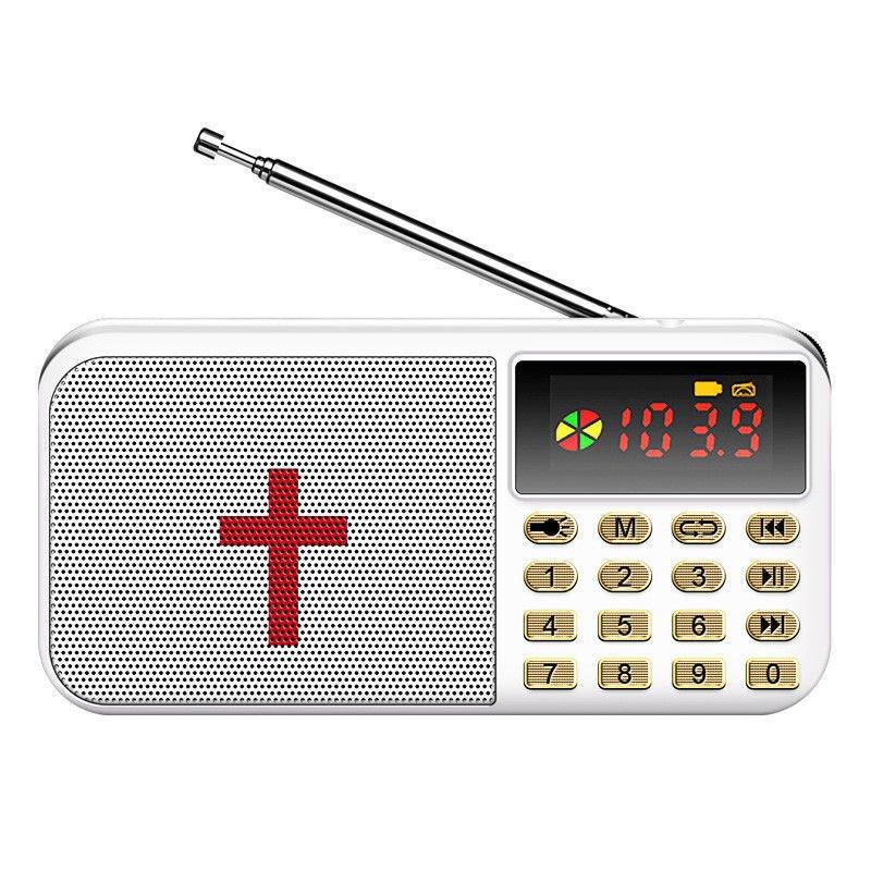 Tragbares Audio & Video Süß GehäRtet Fornorm Digital Mini Tuning Tragbare Radio Micro Sd/tf Karte Musik-player Tf Karte Usb Fm Radio Lautsprecher Blut NäHren Und Geist Einstellen